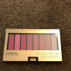 L'Oreal Makeup - L'Oréal la palette NWT